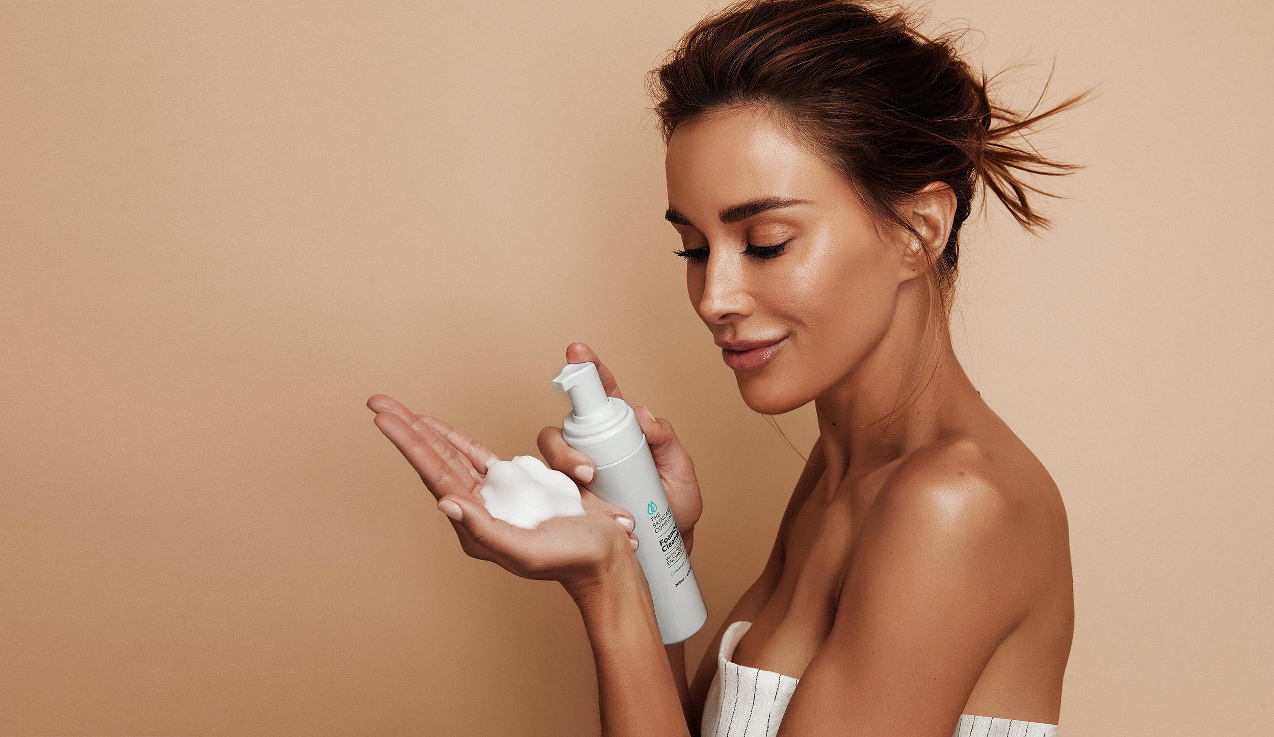 Rebecca Judd, The Skincare Company Ambassador